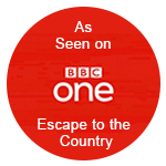 As seen on BBC One Escape to the Country