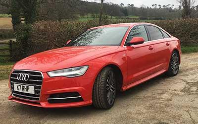 Audi A6 Cotswold Tour Saloon