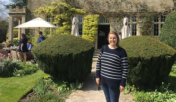 Marie-Eve Vallieres Blogger Visit to the Cotswolds