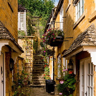 Northern Cotswold Tour Blockley village by Steve Immerman