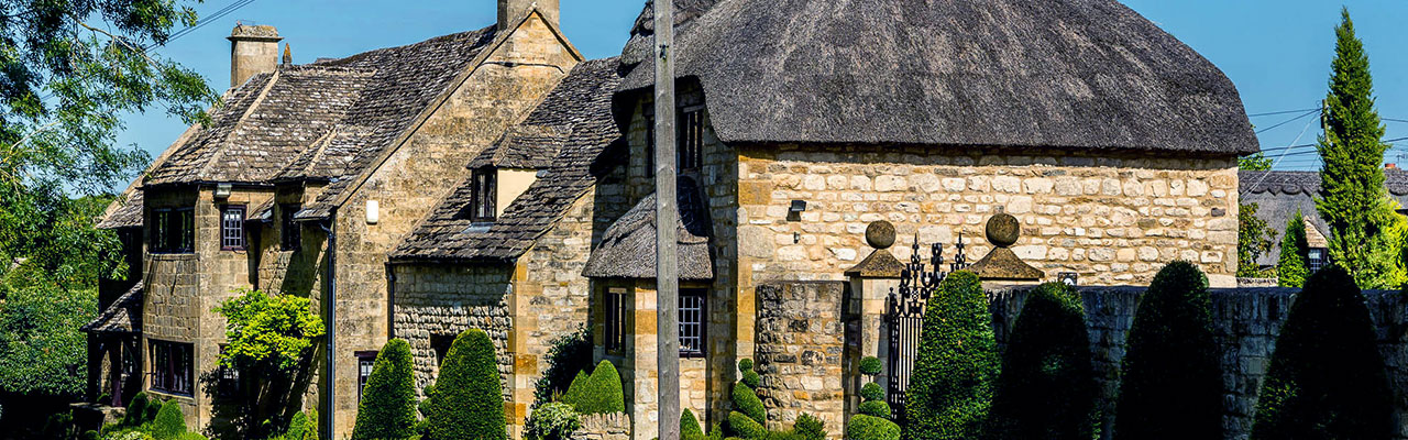 Northern Cotswold Tours Broad Campden by Steve Immerman
