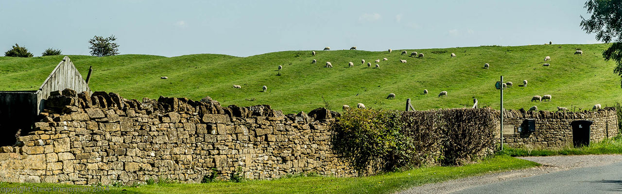 Northern Cotswold Tours Ridge and Furrow by Steve Immerman