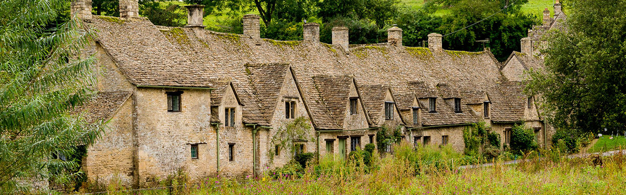 Southern Cotswold Tours Arlington Row by Steve Immerman