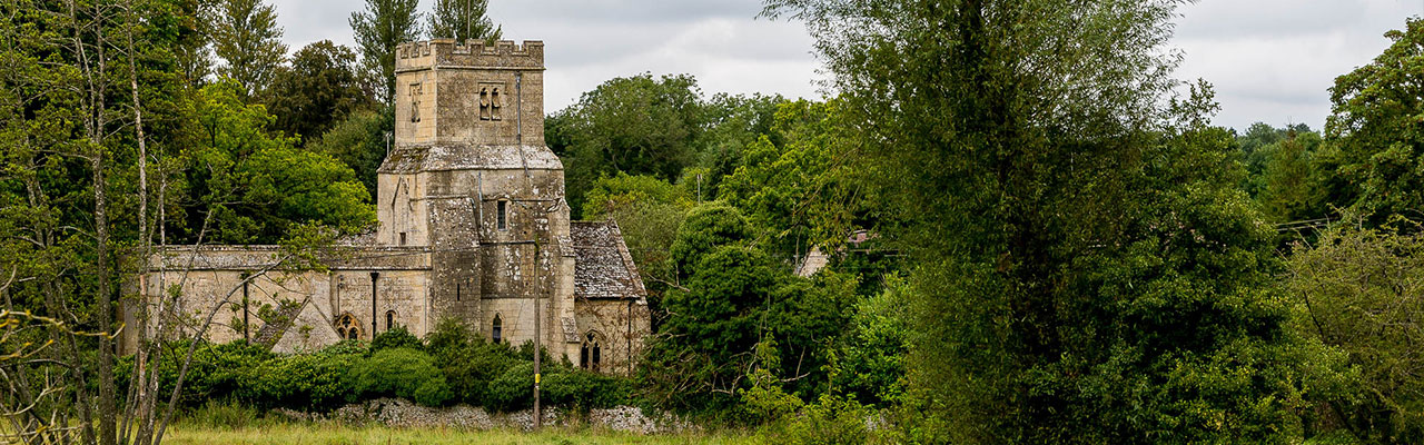 Southern Cotswold Tours Medieval Church