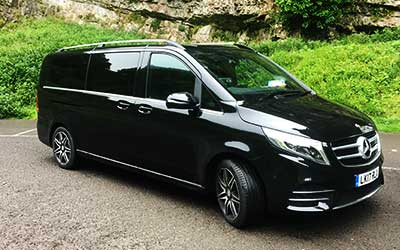 Cotswold Tours Private Driver Guided Tours - Mercedes V Class