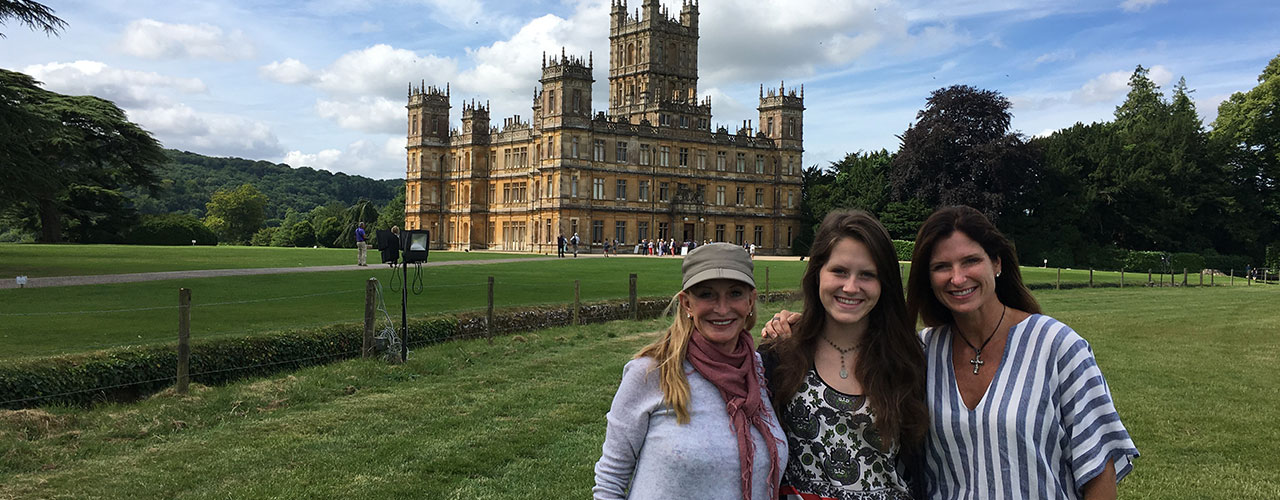 Cotswold Tours Highclere Castle
