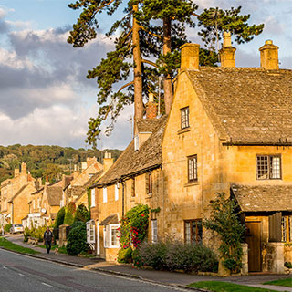 Northern Cotswold Tour Broadway Village