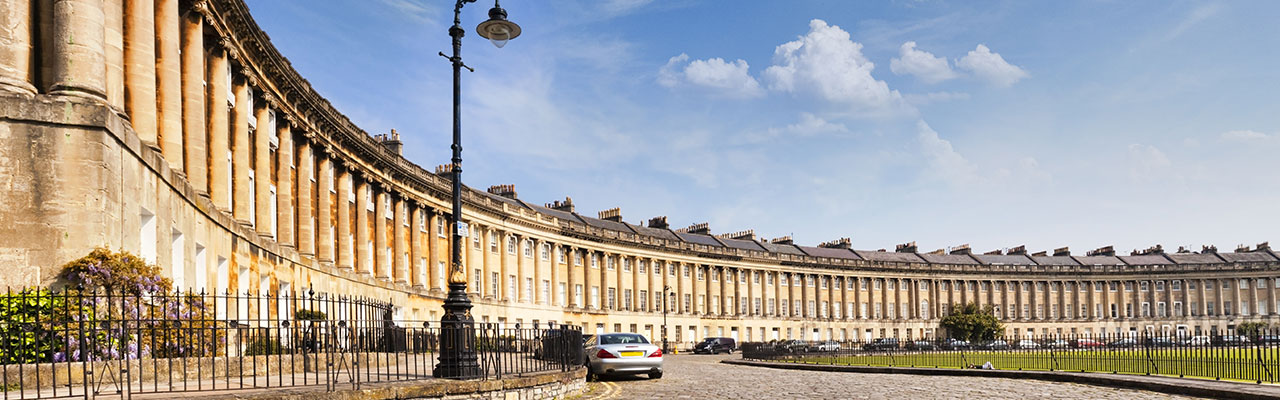 Southern Cotswold Tours Bath Architecture Royal Crescent