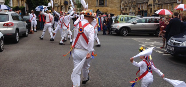 Chipping Campden Morris Men