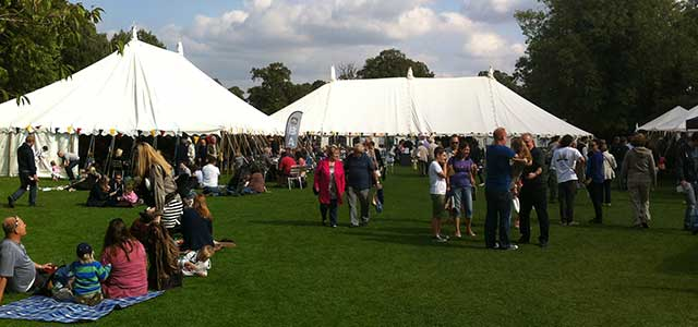 Summer Food Festivals in the Cotswolds