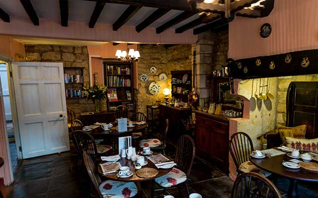 CJP Tours recommends The Olive Branch, Broadway